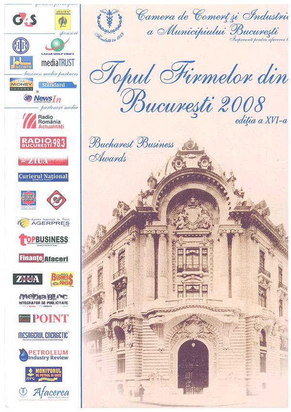 Anul 2008 – CCI – Alba